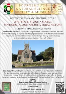 Written in Stone - a social, sentimental and architectural history